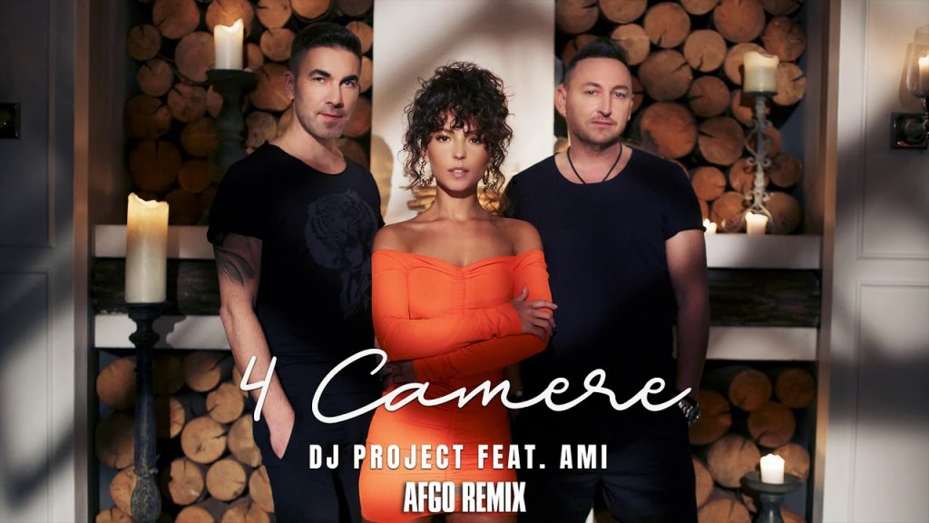 DJ PROJECT feat. AMI – 4 Camere
