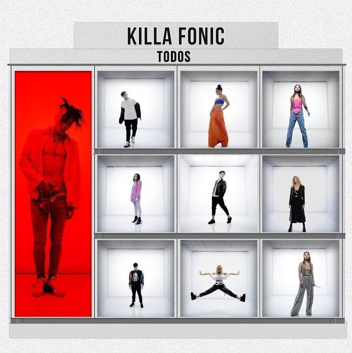 KILLA FONIC – Todos