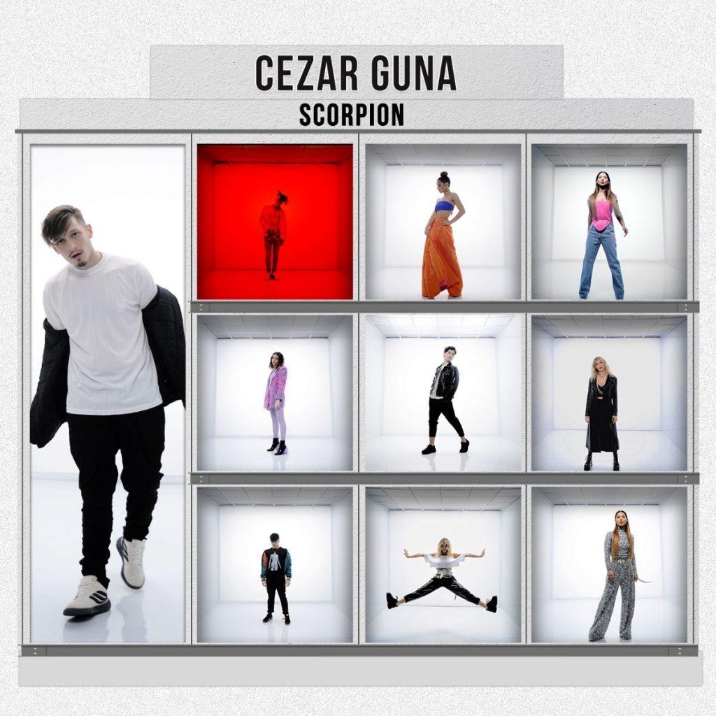 Cezar Guna – Scorpion